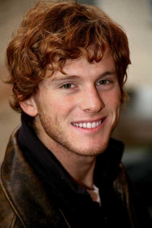 Hairstyles For Red Head Men 36