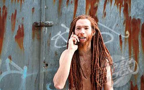 Guys with Red Hair Dreads Pics