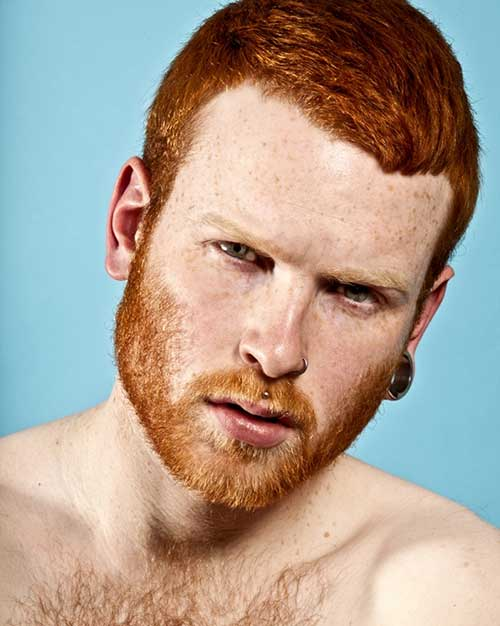 20 Guys with Red Hair