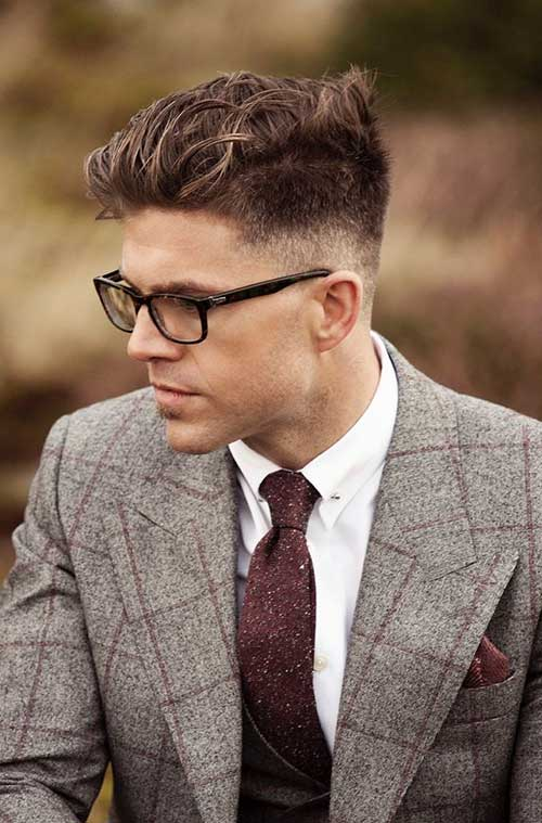 Haircuts with Undercut Mens