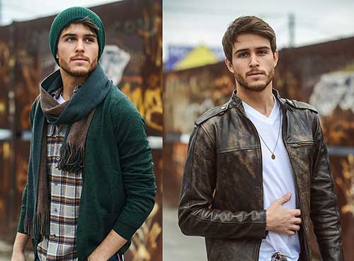 Street Hairstyle for Men