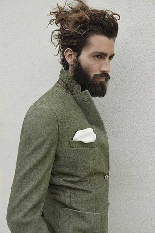 Mens Hairstyles For Thick Wavy Hair Popular Hairstyle