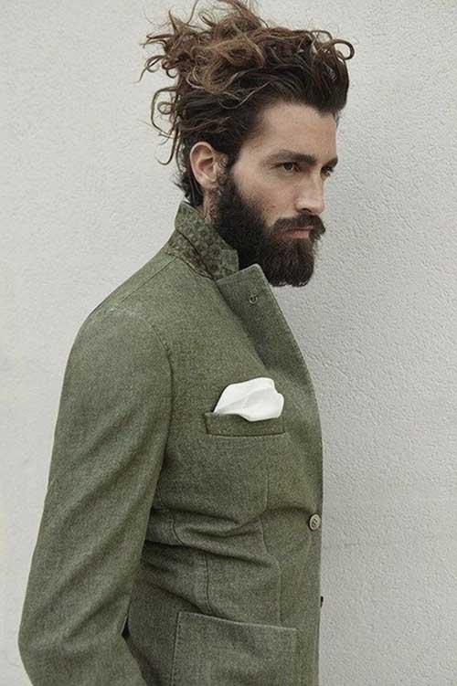 Astounding Mens Hairstyles For Thick Wavy Hair Mens Hairstyles 2016 Short Hairstyles For Black Women Fulllsitofus