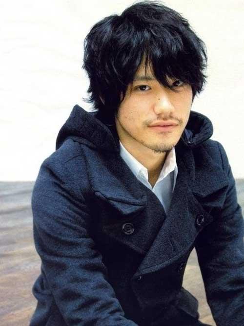 Japanese Hairstyles Men