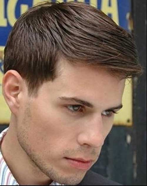 Latest Classy Hair Style for Men