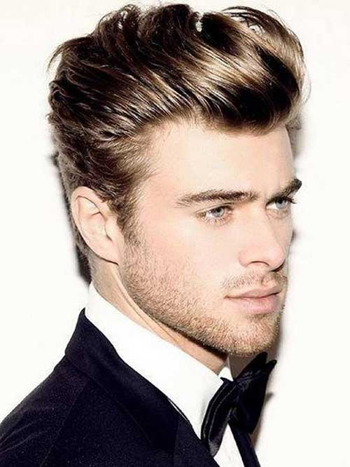 Phenomenal 30 Latest Hair Styles For Men Mens Hairstyles 2016 Short Hairstyles For Black Women Fulllsitofus