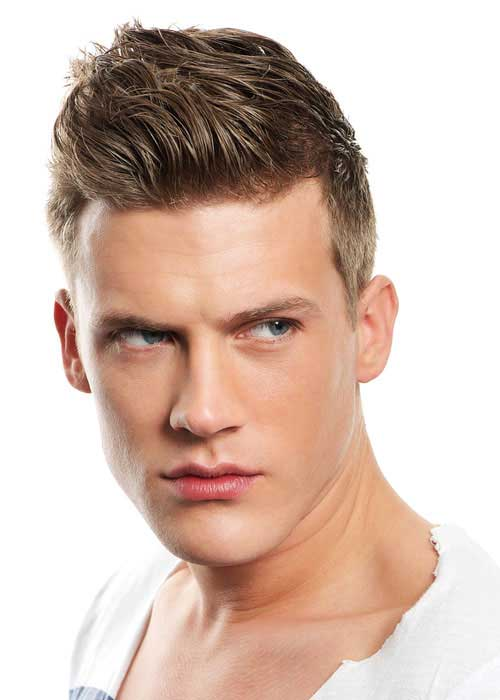 Latest Short Hair Style Ideas for Men