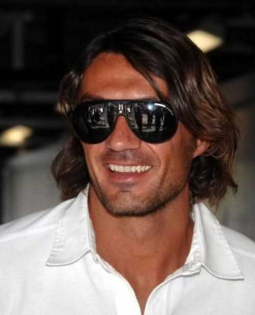 Long Wavy Haircuts for Guys