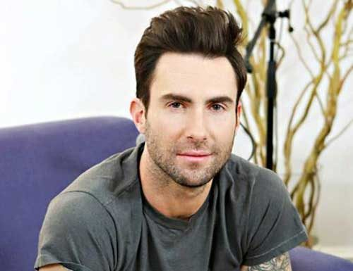 Cool Male Celebrity Haircuts 2014