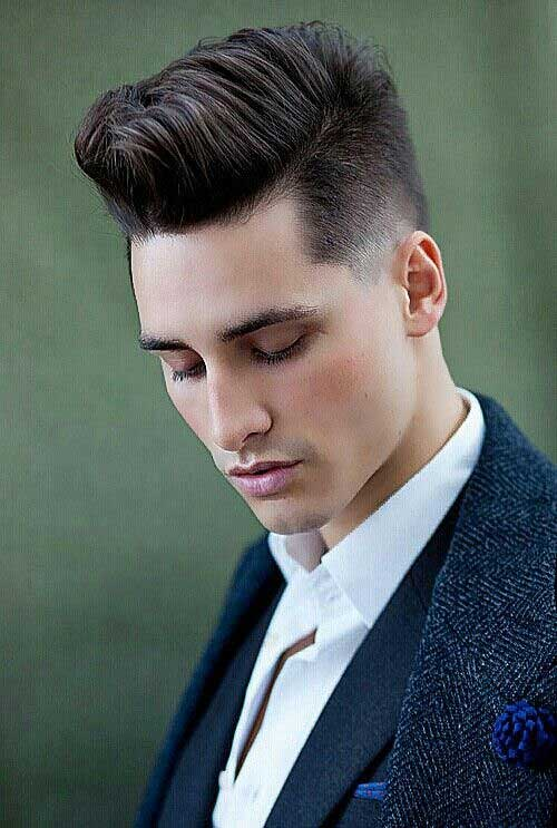 Male Hair Cuts Fade Style