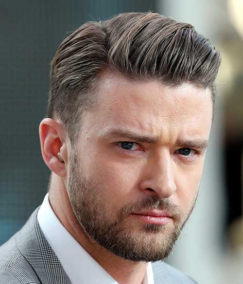 Men Comb Over Hairstyles 2015