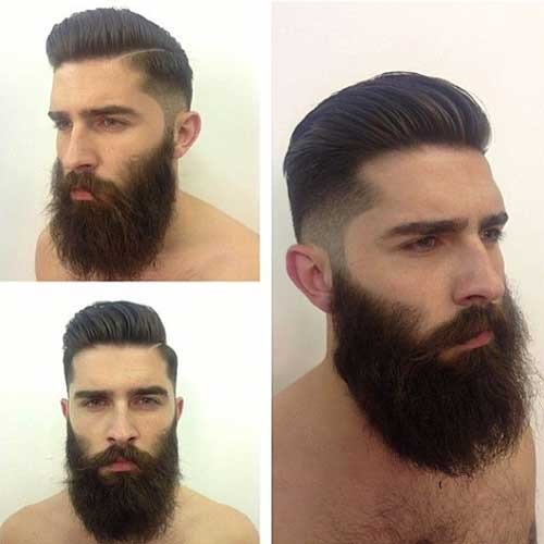 Men Faded Hair Cuts Idea