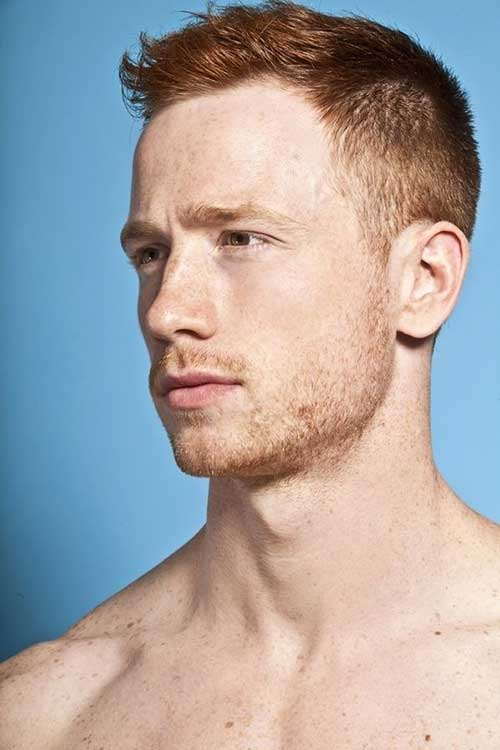 Men Ginger Hair Cuts