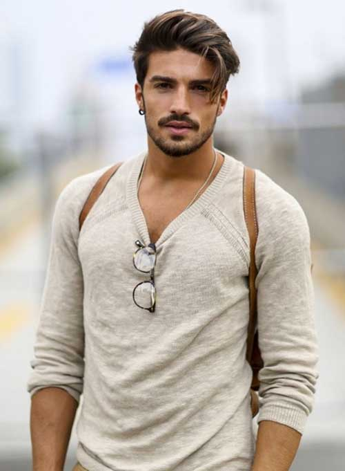 Trendy Men Hairstyle 2015