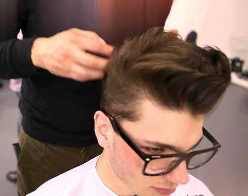 Men Thick Dark Hair Cuts