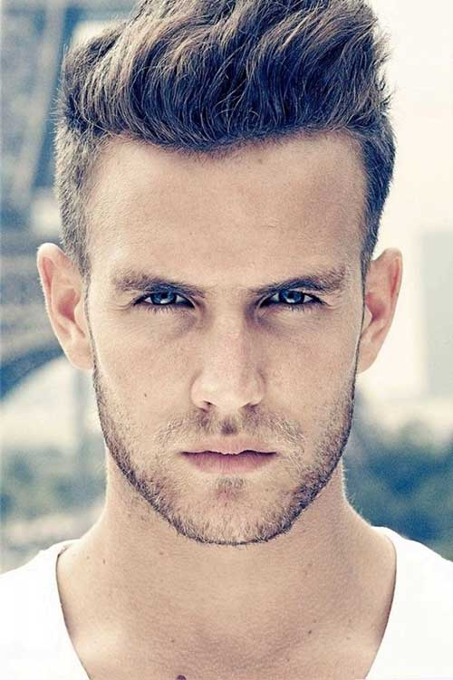 Tremendous 15 Mens Haircuts For Thick Hair Mens Hairstyles 2016 Short Hairstyles Gunalazisus