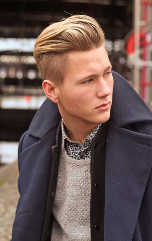 Men Undercut Hairstyles 2015