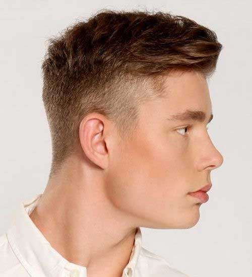 Admirable Mens Hair Short Sides Long Top Mens Hairstyles 2016 Short Hairstyles For Black Women Fulllsitofus