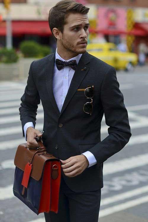 Mens Classy Short Haircut Styles 2015