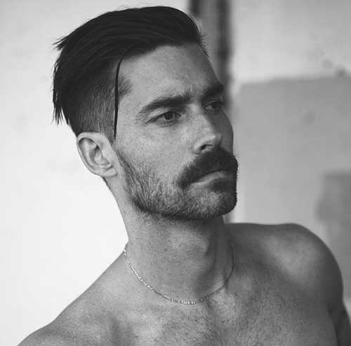 Mens Hairstyles Short Back And Sides | Mens Hairstyles 2018