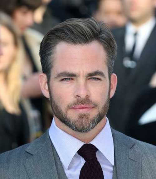Mens Square Facial Hair Styles