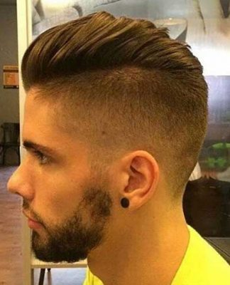 Cool Mens Fade Haircut