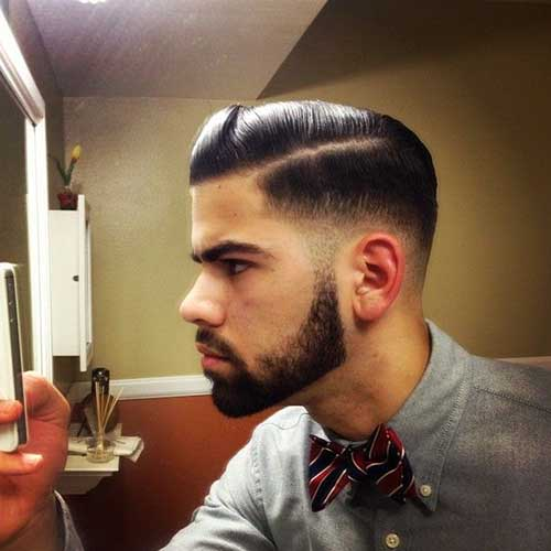 Mens Hair Fade Style Pictures