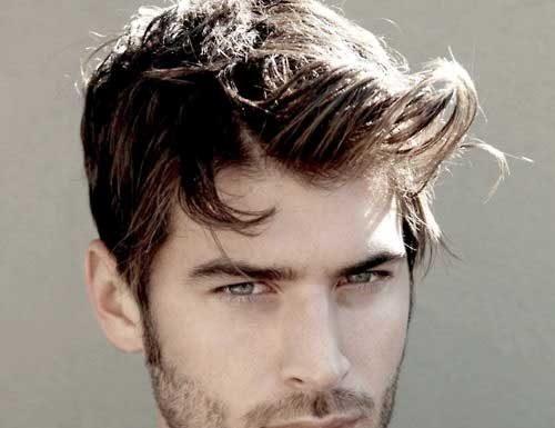 Best Mens Hair Short Sides Long Top