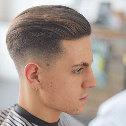 Best Mens Haircut Ideas Shaved Sides