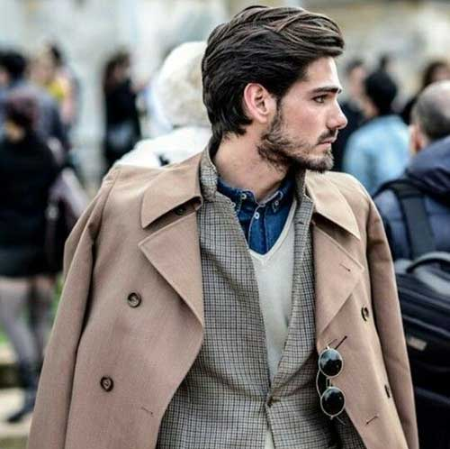 Best Mens Layered Hairstyles