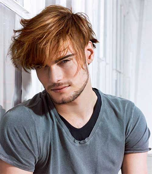 Mens Mid Length Trendy Hairstyles