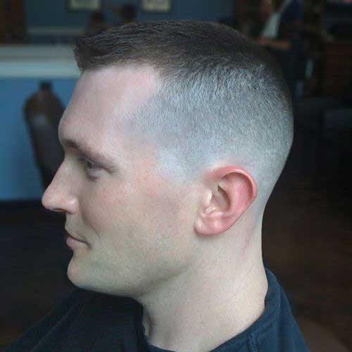 Mens Popular Fade Haircuts