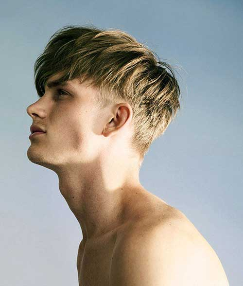Mens court Idea Coiffure Undercut
