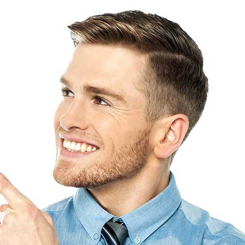 Mens Taper Short Haircuts