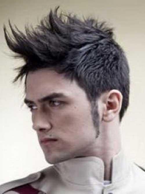 Sensational Mohawks Hairstyles For Men Hair Grab Short Hairstyles For Black Women Fulllsitofus
