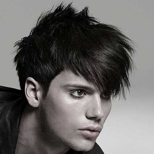Strange 20 Best Punk Haircuts For Guys Mens Hairstyles 2016 Hairstyle Inspiration Daily Dogsangcom