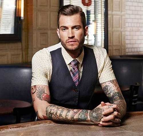 Best Rockabilly Hairstyle Men