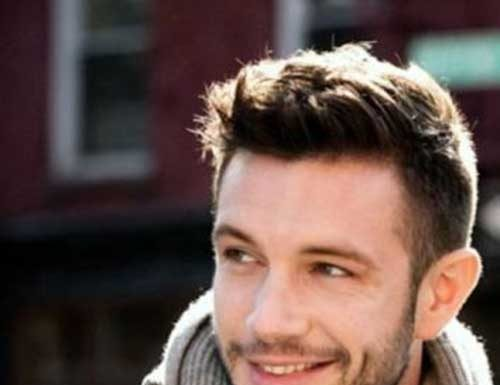 Sexy Haircuts Ideas for Men