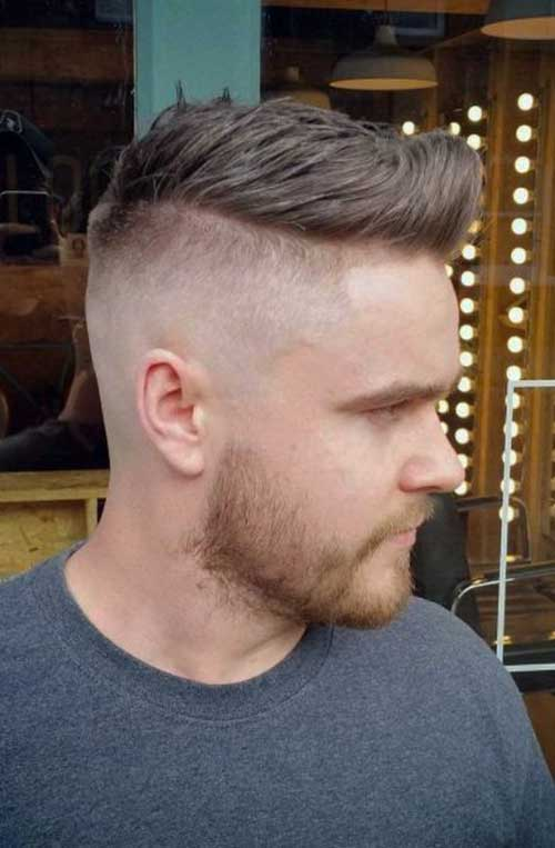 Shaved Sides Pictures for Men