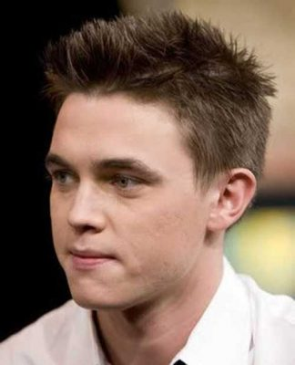Best Short Hairstyles for Round Faces Men