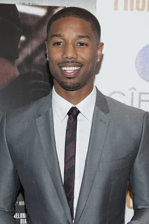 Short Shaved Haircuts Ideas for Black Men