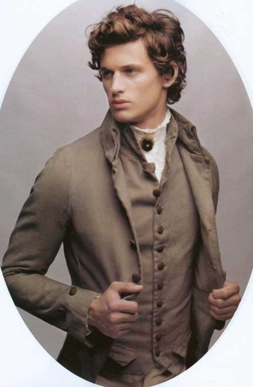Steam Punk Style Hairstyles for Men