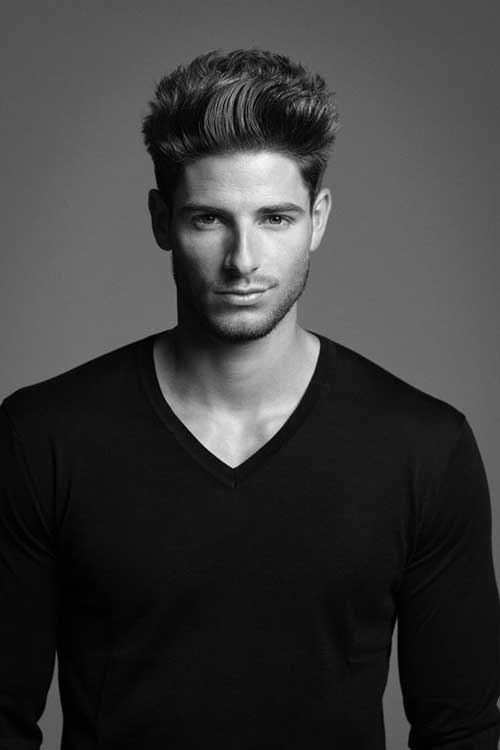 Stylish Male Hair Idea Cuts