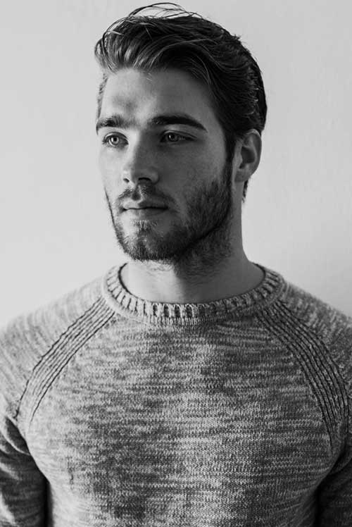 Excellent Wavy Hairstyles For Guys Mens Hairstyles 2016 Short Hairstyles For Black Women Fulllsitofus
