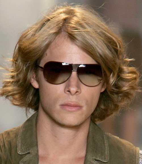 Trendy Long Bob Haircuts for Guys