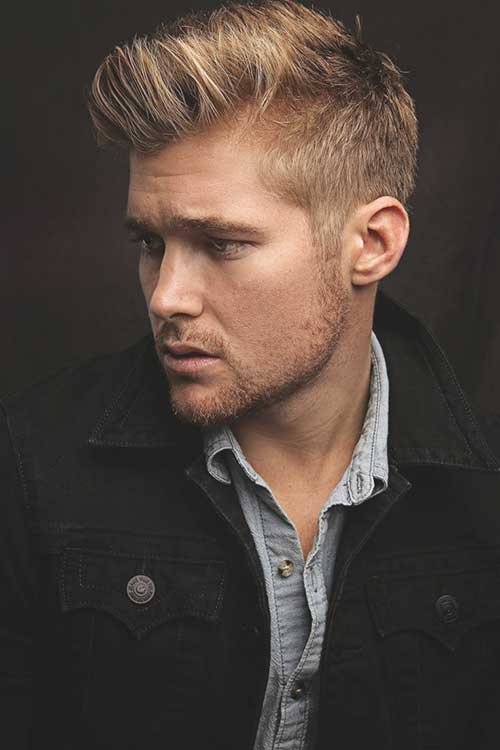30 Best Male Hair Cuts Mens Hairstyles 2018