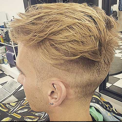 Best Trendy Male Hair Cuts