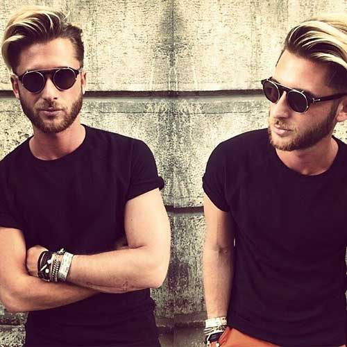 Trendy Mens Haircut Styles Ideas 2015