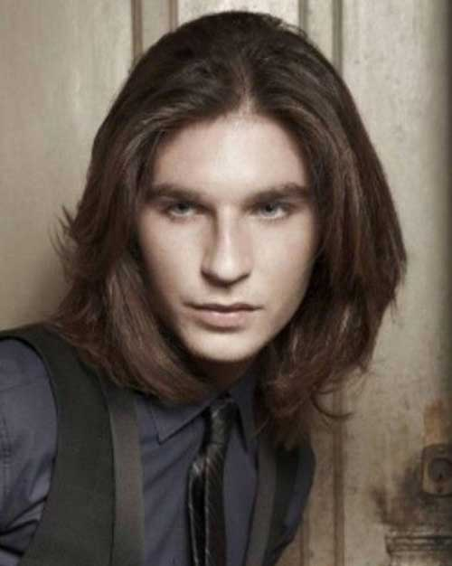 Trendy Thick Haircuts for Guys