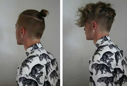 Undercut Male Hair Cuts Idea